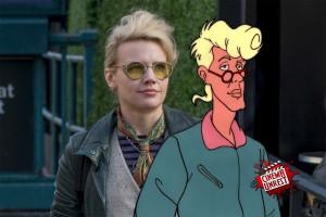 Kate and Egon