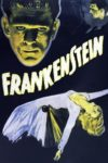 "Poster for the movie ""Frankenstein"""