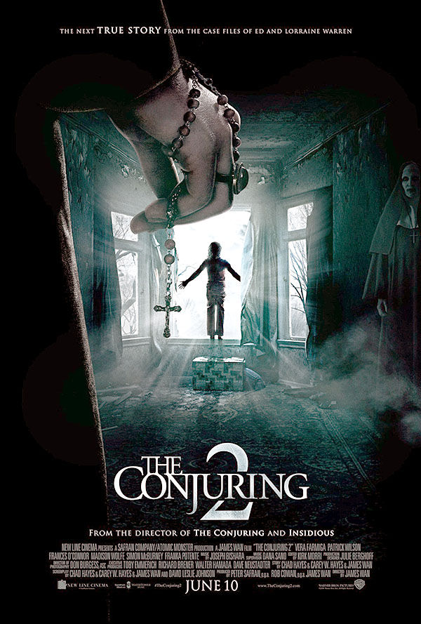 the conjuring Rent the conjuring (2013) starring vera farmiga and patrick wilson on dvd and blu-ray get unlimited dvd movies & tv shows delivered to.